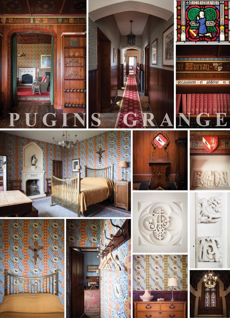 Pugins Grange...............